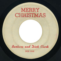 Merry Christmas from Barbara and Dick Clark