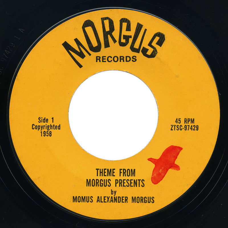 Momus Alexander Morgus – Theme From Morgus Presents