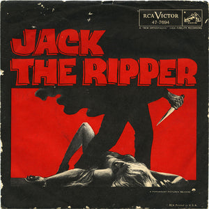 Nino Tempo & Pete Rugolo - Jack The Ripper / Main Theme From Jack The Ripper - RCA