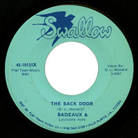 Badeaux & Louisiana Aces – The Back Door – Swallow