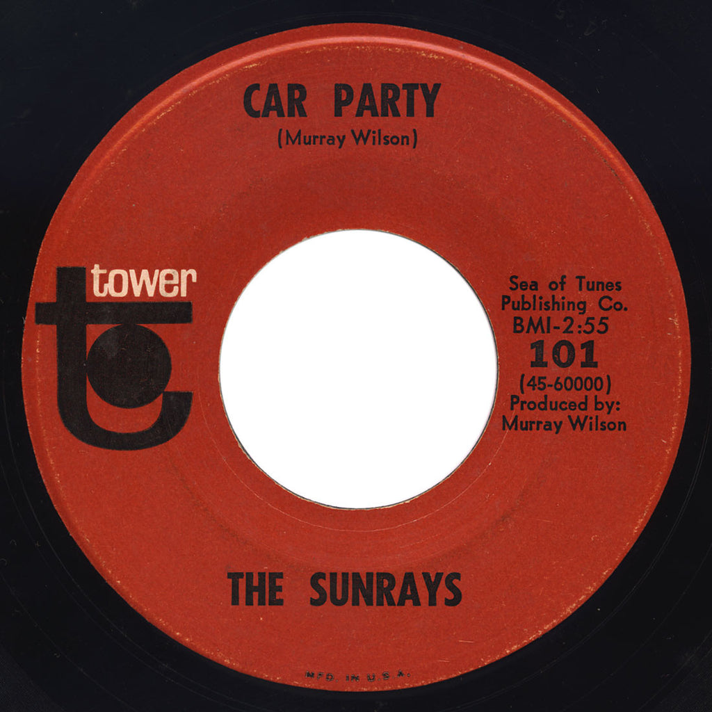 Sunrays – Car Party