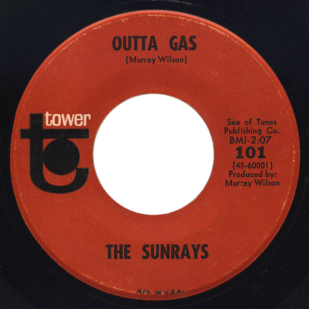 Sunrays – Outta Gas