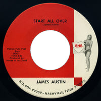 James & Patsy Austin – Start All Over – ANA