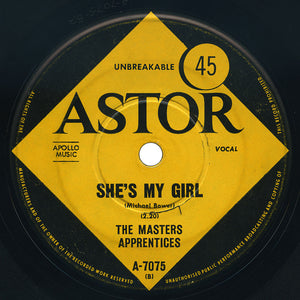 Masters Apprentices – She's My Girl – Astor