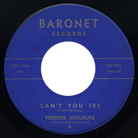 Freddie Williams – Can't You See – Baronet