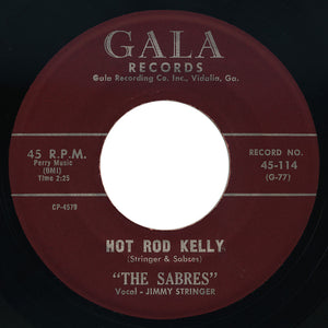Sabres – Hot Rod Kelly – Gala