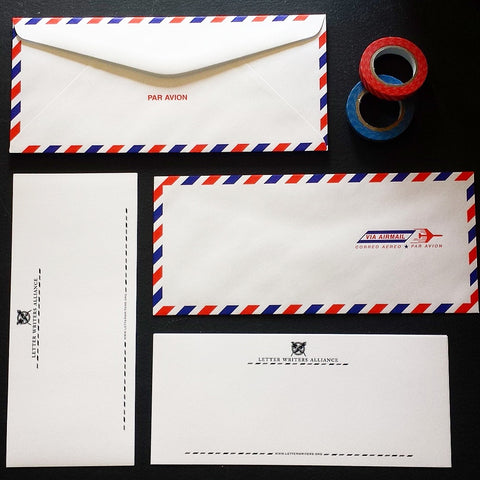 L.W.A. Official Business Stationery