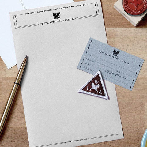 L.W.A. Stationery & Membership