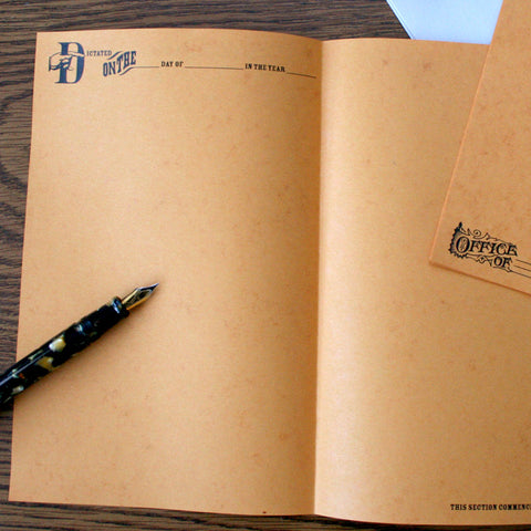 Paddingken Booklet Stationery