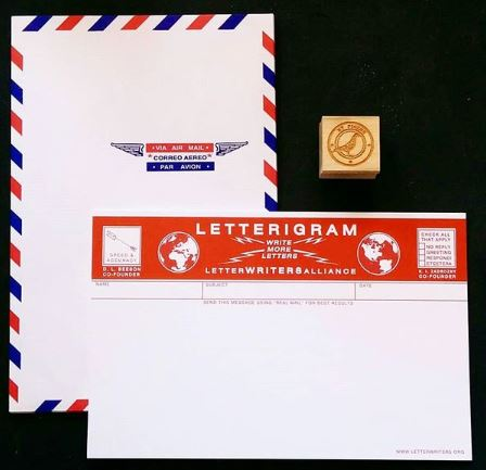 Letterigram Stationery