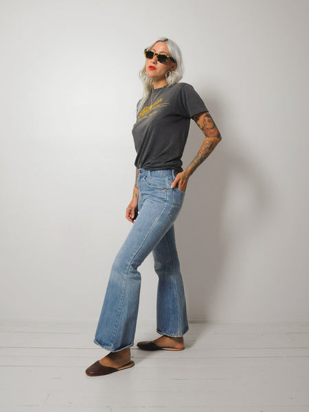 70's Levi's Bellbottom Jeans