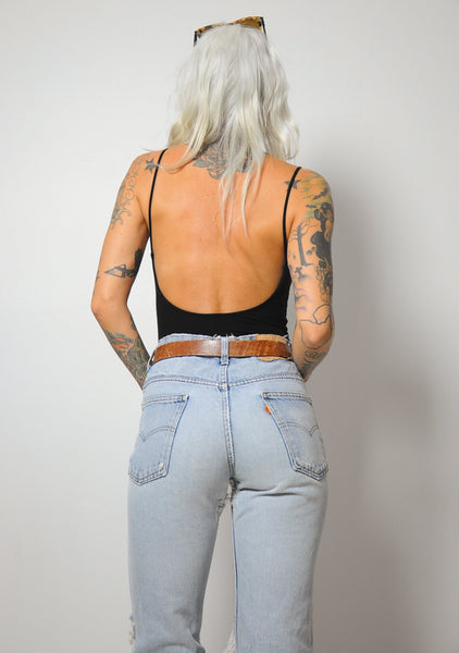 Levis 505 Ripped Jeans 32x29