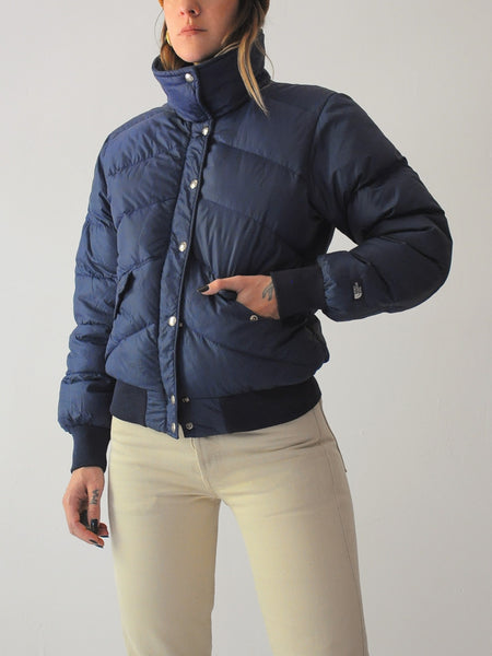 North Face Quilted Puffer Coat