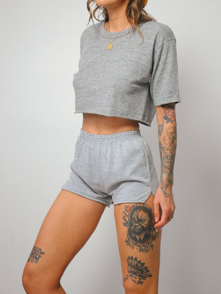 Tri-Blend 2 Piece Short Set