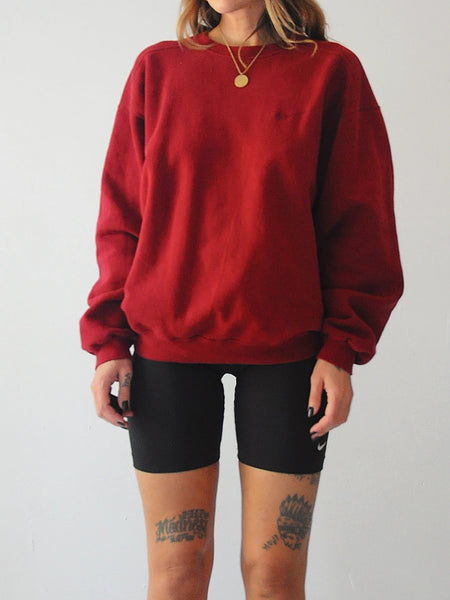 Ruby Oversized Nike Sweatshirt
