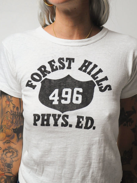 50's Forest Hills Gym Tee