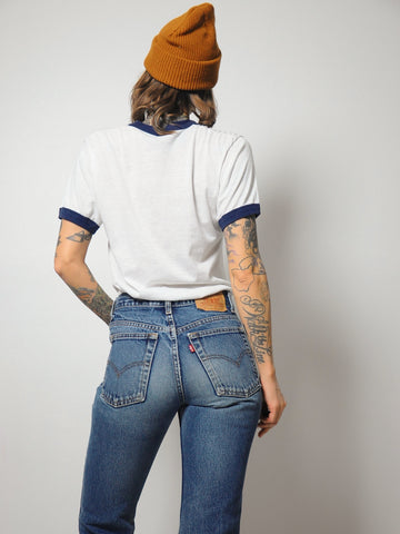 Faded Levi's 517 Jeans 29x28