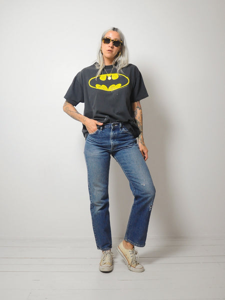 OS Faded Batman T-shirt