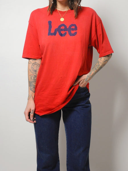 Faded 70's Lee T-shirt