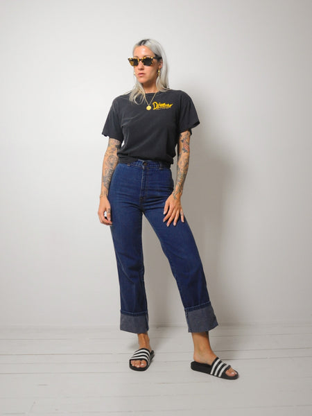 Levi's Dark Denim Jeans 26x32