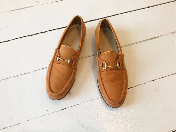 Gucci Horsebit Loafers | 38.5