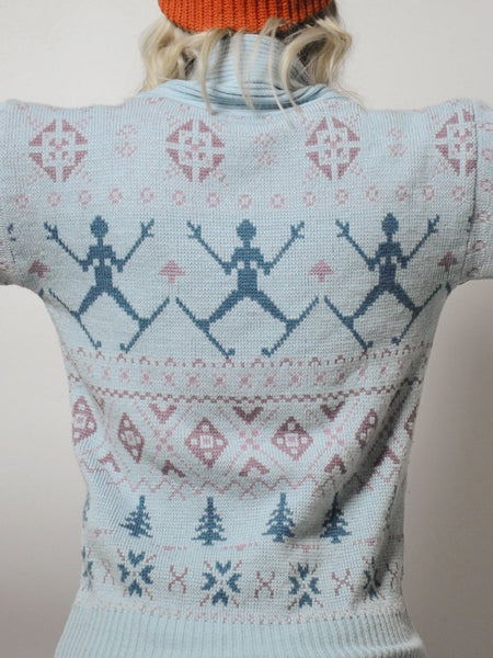 Winter Ski Sweater