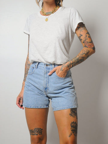 Relaxed Fit 90's Shorts