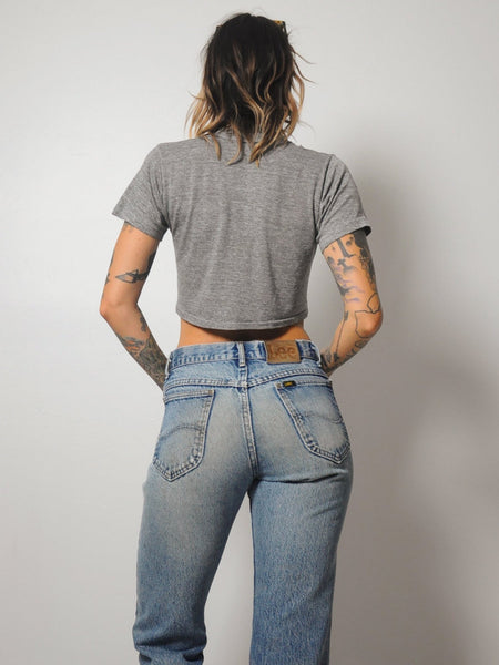 Perfect Faded Lee Jeans 30x28.5