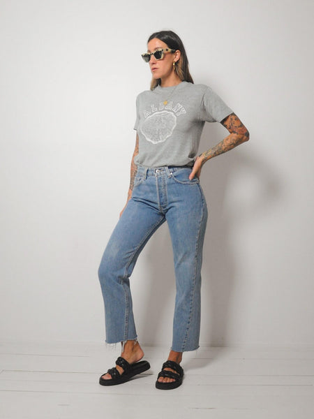 70's Faded Albany Thin T-shirt