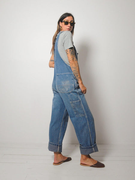 Faded Liberty Overalls