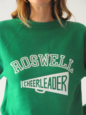 Roswell Cheerleader Sweatshirt