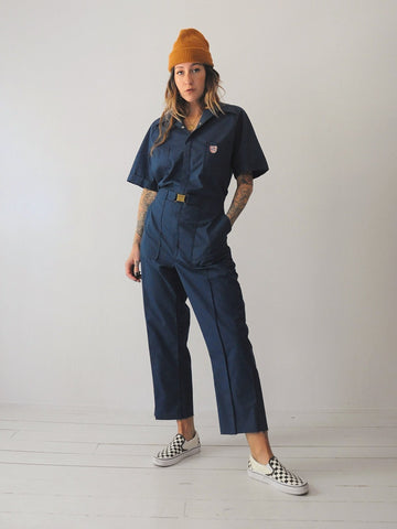 70's Navy Maritime Boilersuit