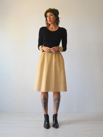 70's Paulina Sweater Dress