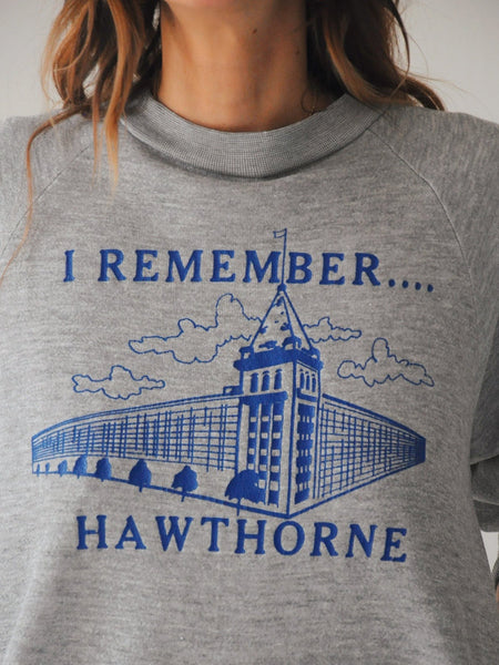 Worn-in Hawthorne Sweatshirt