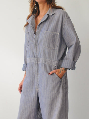 50's Big Ben Herringbone Coveralls
