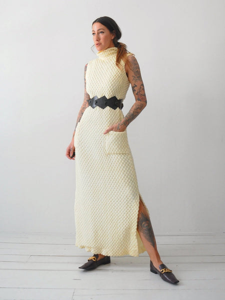 60's Miranda Crochet Dress