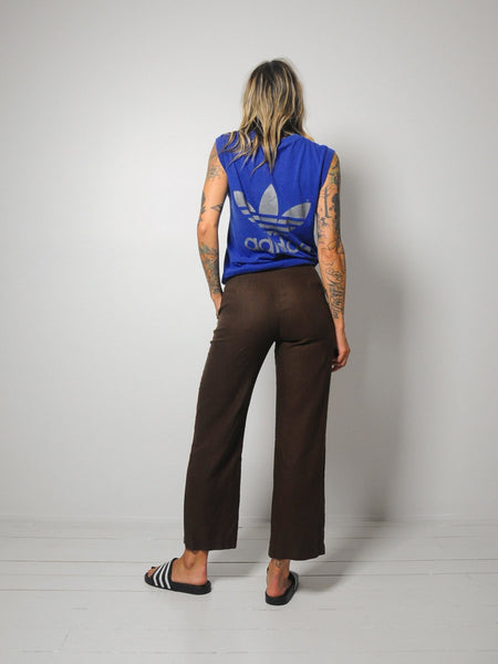 Bloomingdales Linen Trousers