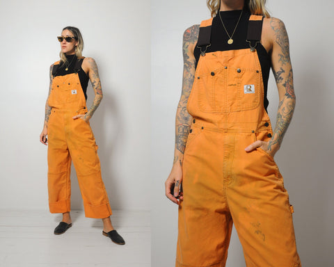 Pumpkin Workwear Overalls