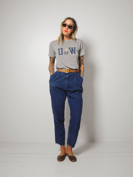 Lee Pinstripe Relaxed fit Jeans