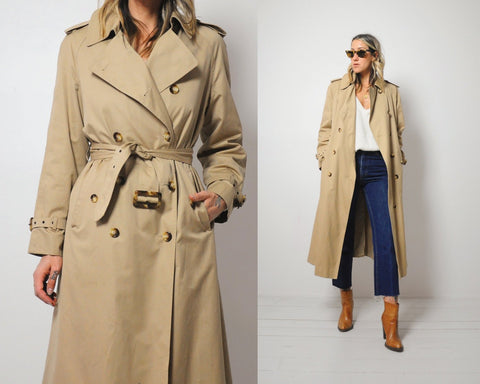 Saks Fifth Avenue Trench Coat