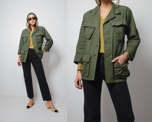 70's Military issue Army Jacket