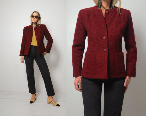 Structured Ruby Blazer