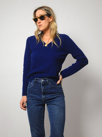 70's Kenley Ribbed Sweater