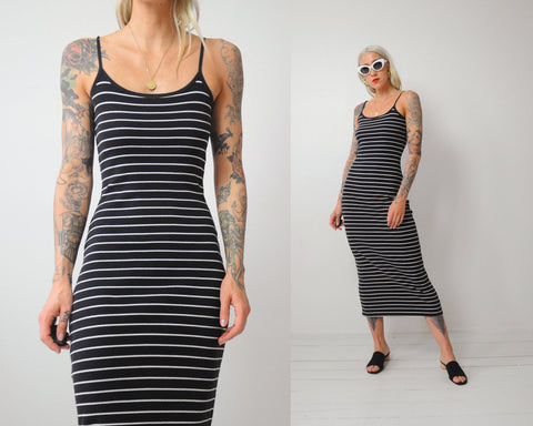 Sloane Striped Sundress