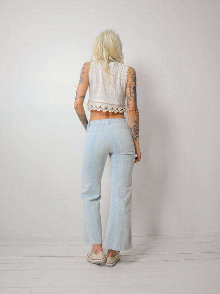 70's Teagan Flared Jeans