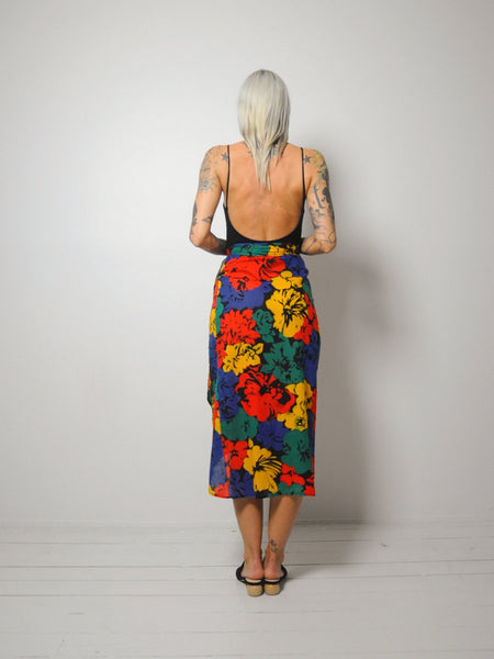Yves Saint Laurent Wrap Skirt