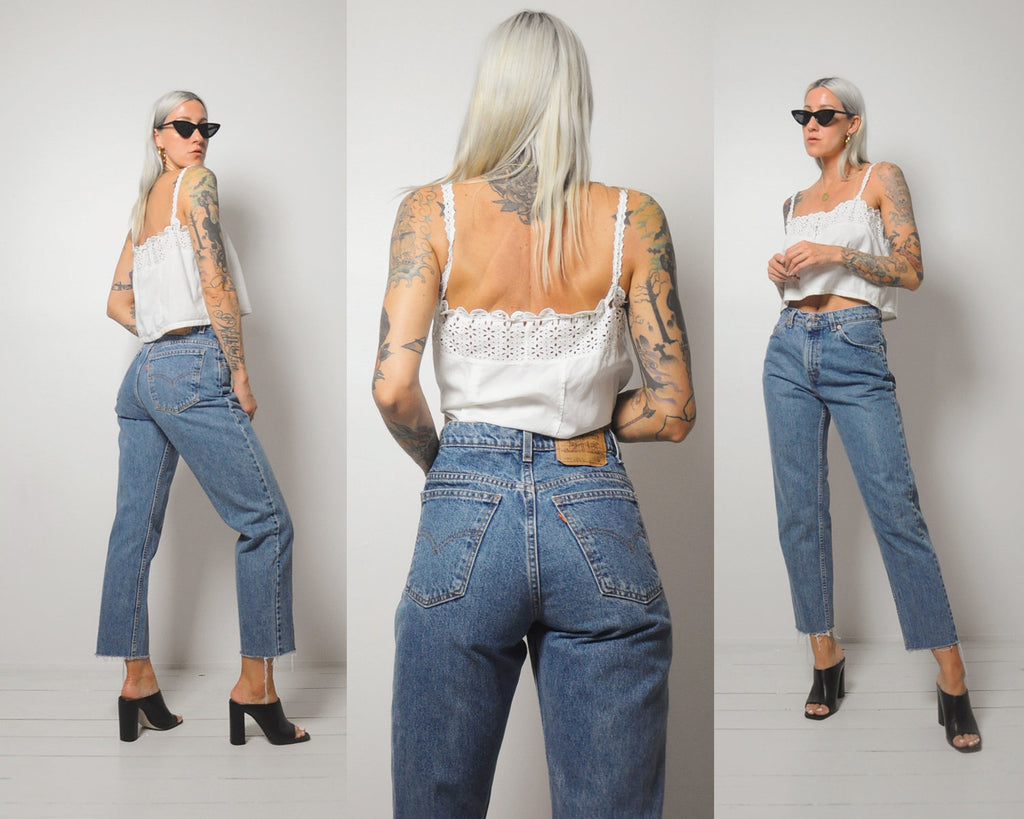 Levi's 962 Relaxed Jeans 28x27.5