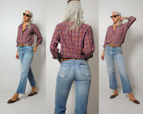 70's Flared Kick flare Jeans