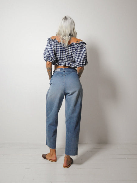 Relaxed fit Faded Jeans 29x26.5