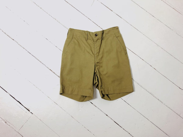 50's Boy Scout Shorts 26 waist